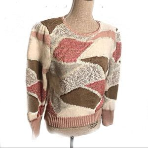 Lovely vintage 80's sweater